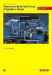 Souvent acheté avec Pompes d'injection en ligne diesel PE, le Panorama de la technique d'injection diesel