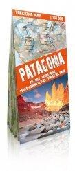 Dernières parutions sur Amérique du Sud, Patagonia, Fitz Roy, Cerro Torre, Perito Moreno Glacier, Torres del Paine. 1/160 000, Edition français-anglais-allemand