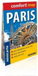 Dernières parutions sur Paris et Ile-de-France, Paris. Minicarte 1/16 500
