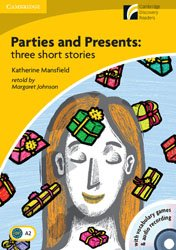 Dernières parutions sur Readers, Parties and Presents Three Short Stories Level 2 Elementary / Lower-Intermediate - with CD-ROM/Audio CD