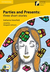 Dernières parutions sur Readers, Parties and Presents: Three Short Stories Level 2 Elementary / Lower-intermediate