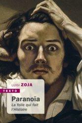 Dernières parutions dans Texto, Paranoïa
