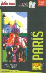 Dernières parutions sur Paris - Ile-de-France, Paris. Edition 2019-2020. Avec 1 Plan détachable