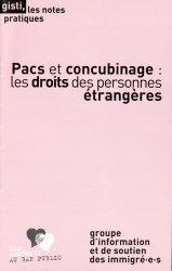 Dernières parutions dans Les notes pratiques, Pacs et concubinage : les droits des personnes étrangères