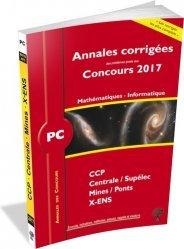 Dernières parutions dans Annales des Concours, PC Mathématiques Informatique