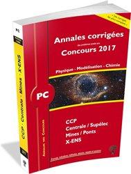 Dernières parutions dans Annales des Concours, PC Physique Modélisation Chimie
