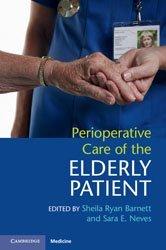 Dernières parutions sur Anesthésie - Réanimation, Perioperative Care of the Elderly Patient
