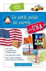 Dernières parutions sur Anglais américain, Le petit guide de survie aux USA