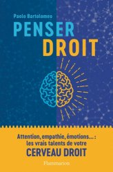 Dernières parutions sur Neuropsychologie, Penser droit