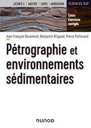 Dernières parutions sur Pétrologie, Pétrographie et environnements sédimentaires