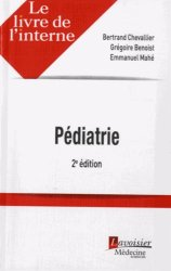 Souvent acheté avec Ordonnances en pédiatrie – 2019, le Pédiatrie