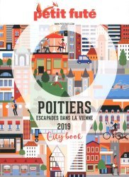 Nouvelle édition Petit Futé Poitiers