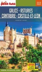 Dernières parutions sur Guides Espagne, Petit Futé Galice - Asturies. Cantabrie - Castille-et-Leon, Edition 2019-2020