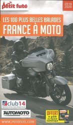 Dernières parutions sur Voyager par thème, Petit Futé France à moto