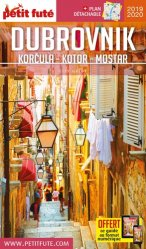 Dernières parutions sur Guides Croatie, Petit Futé Dubrovnik, Korcula, Kotor, Mostar. Edition 2019-2020. Avec 1 Plan détachable
