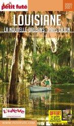 Dernières parutions sur Guides USA côte Est-Sud, Petit Futé Louisiane. Edition 2020-2021