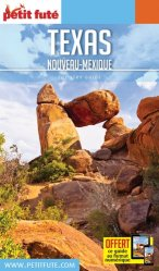 Dernières parutions sur Guides USA côte Est-Sud, Petit Futé Texas. nouveau Mexique, Edition 2020