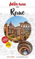 Dernières parutions sur Guides Rome, Petit Futé Rome. Edition 2020. Avec 1 Plan détachable