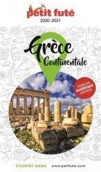 Dernières parutions sur Guides Grèce,Crète et Iles grecques, Petit Futé Grèce continentale. Edition 2020