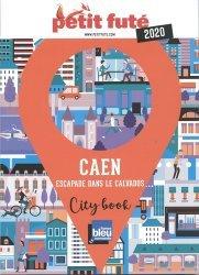 Dernières parutions sur Normandie, Petit Futé Caen. Edition 2020