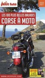 Dernières parutions sur Corse, Petit Futé Corse à moto. Edition 2020