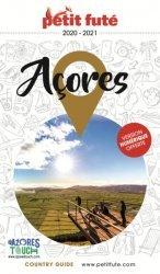 Dernières parutions sur Guides Portugal, Petit Futé Açores. Edition 2020-2021