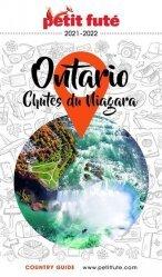 Dernières parutions sur Guides Canada et Québec, Petit Futé Ontario - Chutes du Niagara. Edition 2020-2021