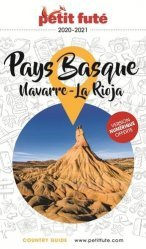 Dernières parutions sur Aquitaine Limousin Poitou-Charentes, Petit Futé Pays Basque. Navarre - La Rioja, Edition 2020-2021