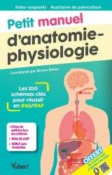 Nouvelle édition Petit manuel d'anatomie-physiologie majbook ème édition, majbook 1ère édition, livre ecn major, livre ecn, fiche ecn