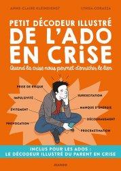 Nouvelle édition Petit décodeur illustré de l'ado en crise