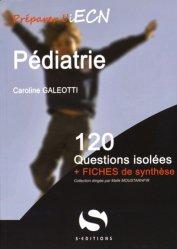Dernières parutions dans 120 questions isolées, Pédiatrie