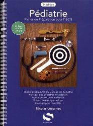 Dernières parutions sur Fiches ECN / iECN, Pédiatrie