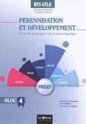 Dernières parutions sur Logistique, Pérennisation et développement