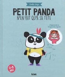 Dernières parutions sur Auto apprentissage, Petit panda n'en fait qu'à sa tête