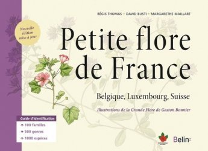 Souvent acheté avec Guide delachaux des amphibiens et reptiles de France et d'Europe, le Petite flore de France