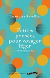 Dernières parutions dans Les petits collectors, Petites pensées pour voyager léger
