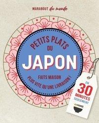 Dernières parutions sur Cuisine et vins, Petits plats Japonais en 30 minutes