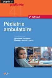Dernières parutions sur 32èmes Journées de Soins Infirmiers Pédiatriques, Pédiatrie ambulatoire