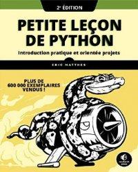 Dernières parutions sur Techniques de programmation, Petite leçon de Python