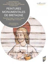 Dernières parutions dans Art & Société, Peintures monumentales de Bretagne
