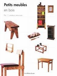 Souvent acheté avec Anatomie du meuble, le Petits meubles en bois