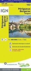 Dernières parutions sur Aquitaine, Périgueux, Bergerac, Périgord. 1/100 000