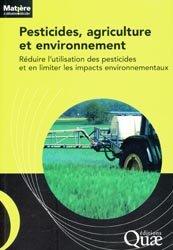 Souvent acheté avec Écologie du paysage, le Pesticides, agriculture et environnement
