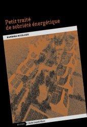 Dernières parutions sur Énergies, Petit traité de sobriété énergétique