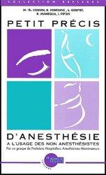 Souvent acheté avec Soins infirmiers aux urgences et en réanimation, le Petit précis d'anesthésie