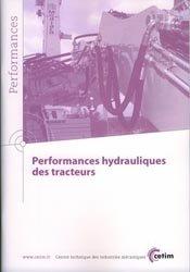 Souvent acheté avec Mémotech Maintenance des matériels, le Performances hydrauliques des tracteurs