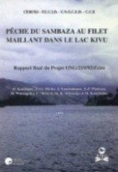 Dernières parutions dans Etec, Pêche du sambaza au filet maillant dans le lac Kivu
