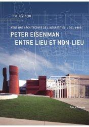 Dernières parutions dans vuesDensemble, Peter Eisenman entre lieu et non-lieu