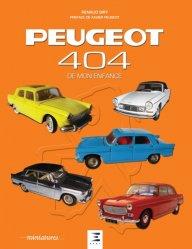 Dernières parutions sur Jouets et poupées, Peugeot 404 de mon enfance