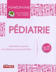 Dernières parutions sur Homéopathie pédiatrique, Pédiatrie
